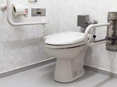 スチームクリーナー×重曹でエコ掃除(20)トイレ