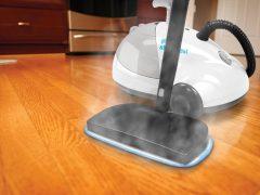 スチームファーストの使い方①(床拭き)