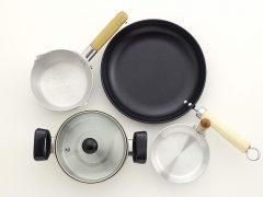 スチームクリーナー×重曹でエコ掃除(7)フライパンや鍋